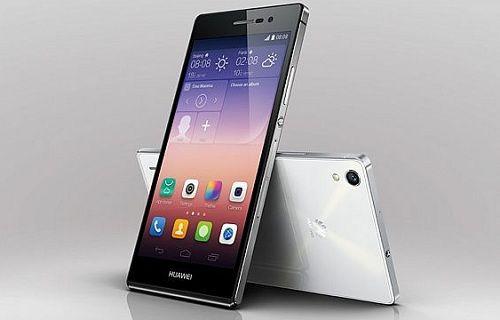Huawei Ascend P7 için ön sipariş süreci başladı