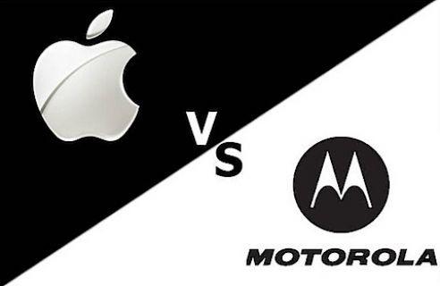 Apple ve Motorola arasında imzalar atıldı