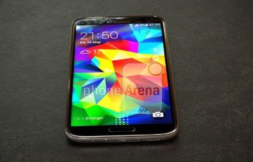 Sızan fotoğraflar alüminyum kasalı Galaxy S5 Prime'ı gösterdi