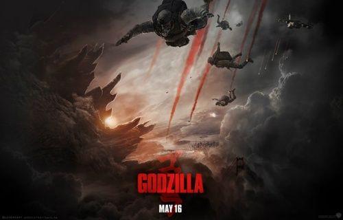 Şişman Godzilla hasılat rekoru kırdı