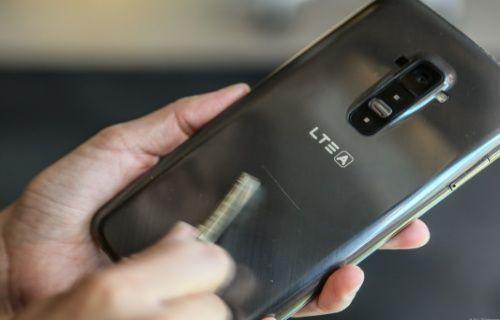 LG G Flex 2 plastikten daha iyi bir kasa yapısıyla geliyor!