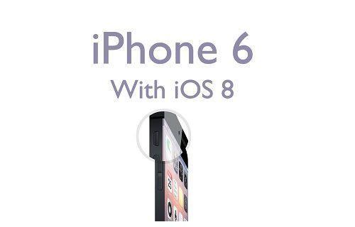 4,7 inç Ekranda iOS 8 Nasıl Görünecek Merak Ediyor musunuz? [Video]