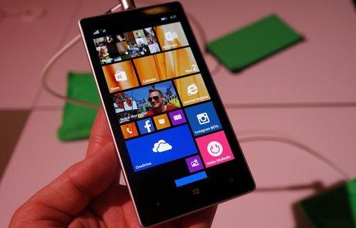 Lumia 930 ön siparişte