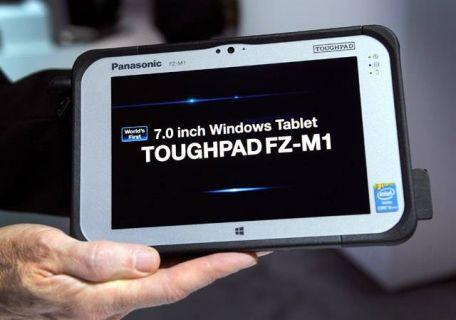 Panasonic, Toughpad FZ-M1'in Value Model versiyonunu tanıttı