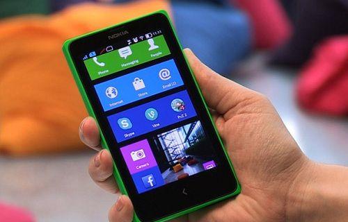 Nokia X2'ye ait ilk bilgiler geldi