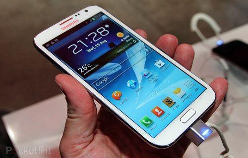 Galaxy Note II için Andorid 4.4 güncellemesi ülkemizde başladı
