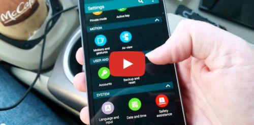İşte Samsung Galaxy S5 Active'in AnTuTu testi (Video)