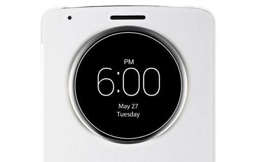 LG G3'ün Quick Circle kılıfı tekrar görüntülendi