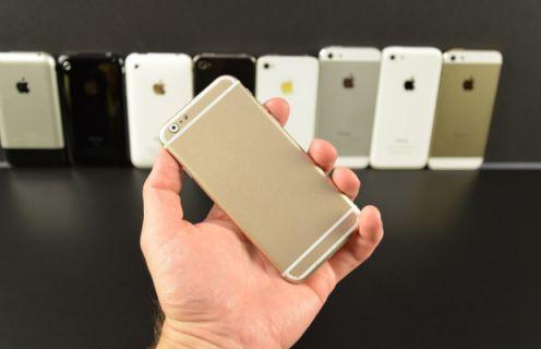 Apple iPhone 6'nın anakartı sızdırıldı!