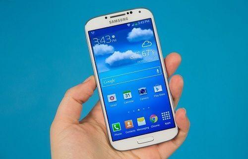 Samsung, Galaxy S4 için yeni bir güncelleme başlattı