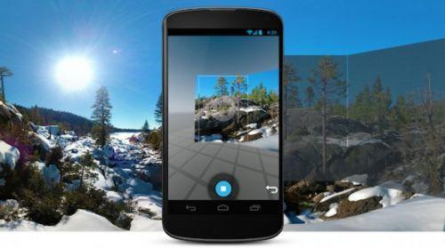 Android için mükemmel kamera uygulaması: Lens Blur Live Wallpaper