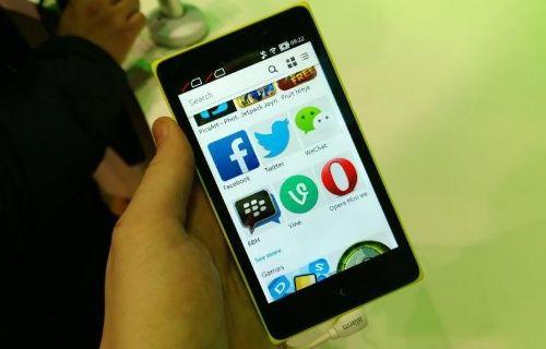 Nokia X2'deki büyük sır?