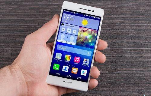 Huawei, Ascend P7'nin tasarımını ön plana çıkarıyor