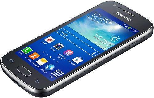 Samsung'dan KitKat'li giriş seviyesi akıllı telefon
