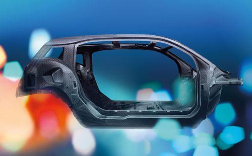 BMW i3'ün  tam kalbinde CATIA Composites tasarım uygulamaları var