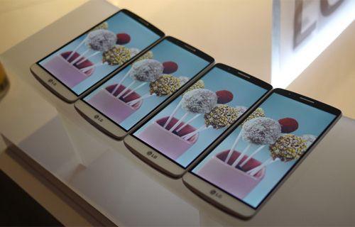 LG G3'e alternatif en iyi akıllı telefonlar!