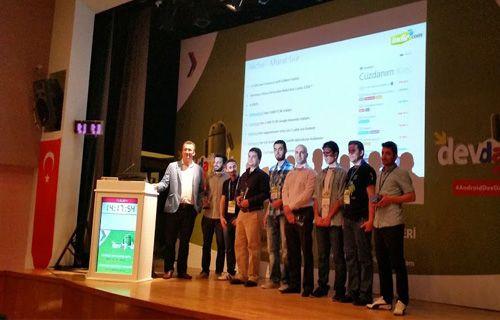 Mobil Uygulama Yarışması 2014'te ödüller verildi