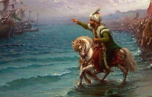 İstanbul'un fethine katılmak ister misiniz?