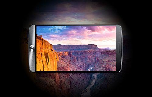 LG G3 reklam panosu Guinness Dünya Rekoru kırdı