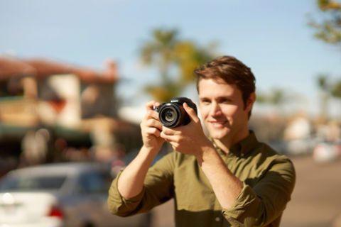 Dünyanın ilk 63x optik zum'a sahip dijital fotoğraf makinesi