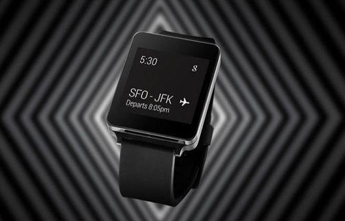 LG G Watch'ın ön izleme videosu yayınlandı