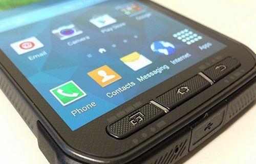 Galaxy S5 Active artık resmi!