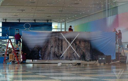 iOS 8 ve OS X 10.10 için afişler asılmaya başlandı!