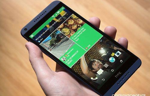 HTC Desire 816 için ilk video yayınlandı