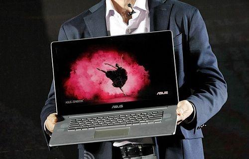 ASUS'tan 4K ekranlı ultrabook: Zenbook NX500