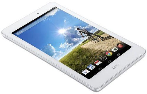 Acer'dan Full HD çözünürlüklü tablet: Iconia Tab 8