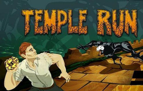 Temple Run serisi rekor indirme sayısına ulaştı