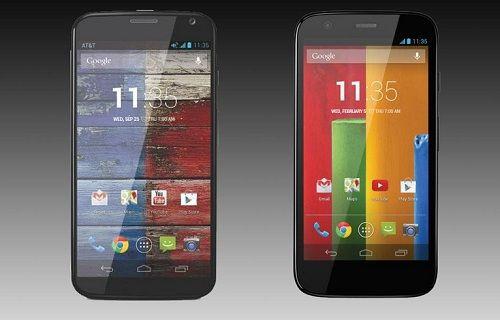 Moto X ve Moto G için Android 4.4.3 güncellemesi başlıyor