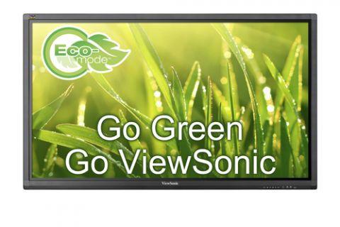 ViewSonic'ten 4K özellikli 84 inç ekran