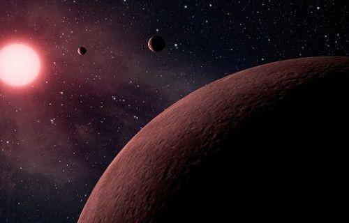 Dünyamızdan 17 kat büyük dev gezegen bulundu