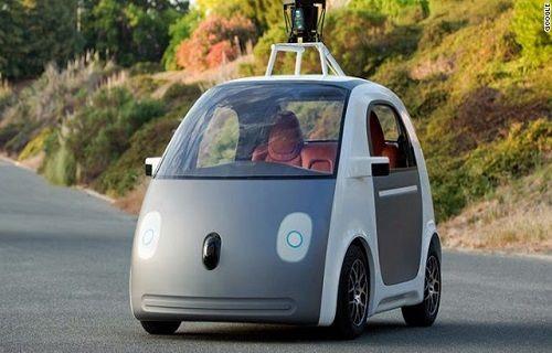 Google Yeni Nesil İnsansız Aracını Duyurdu