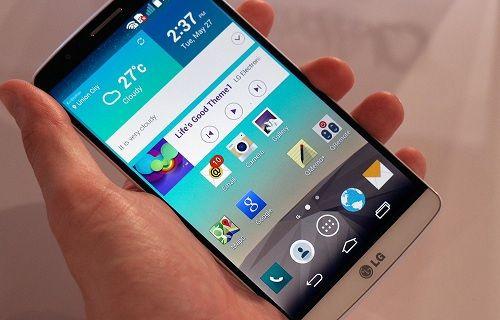 LG G3 beş günde 100 bin adet sattı