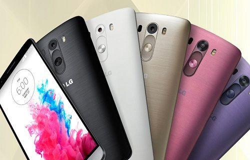 LG G3'ün yüksek çözünürlüklü duvar kağıtlarını indirin