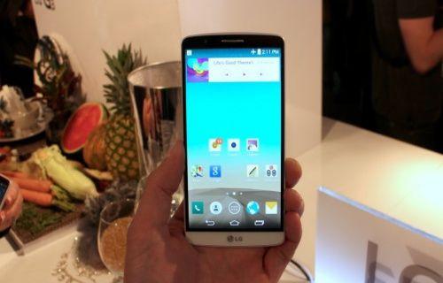 LG G3'ün AnTuTu Benchmark kriter test sonuçları hayal kırıklığı yarattı!
