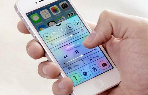 iOS 8'de Apple'ın bildirim menüsü Kontrol Merkezini nasıl özelleştirilir?
