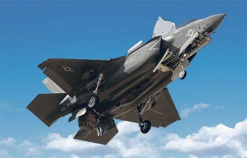 F35 Savaş uçaklarının motor parçaları artık Türkiye'de üretilecek
