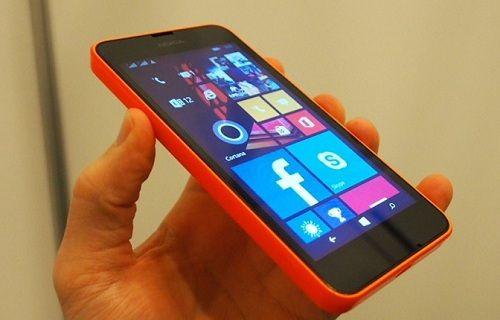 Lumia 630 ülkemizde satışa sunuldu