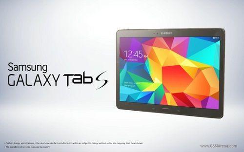 Samsung Galaxy Tab S ile Bilgisyarınıza Hükmedin!