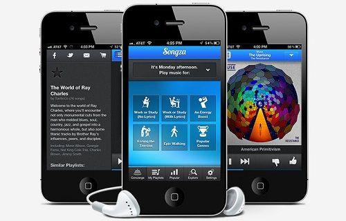 Google müzik servisi Sgonza'nın peşinde