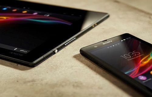 Sony; Xperia Z, ZL, ZR ve Tablet Z için yeni bir güncelleme hazırlıyor
