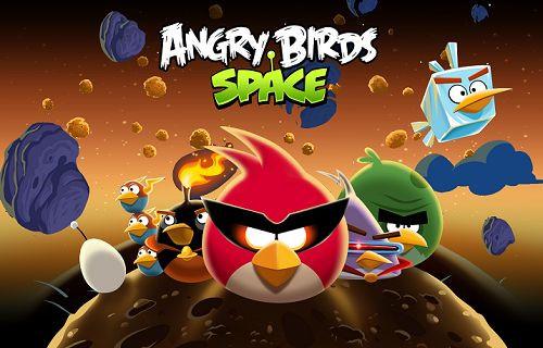 Angry Birds Space güncellendi