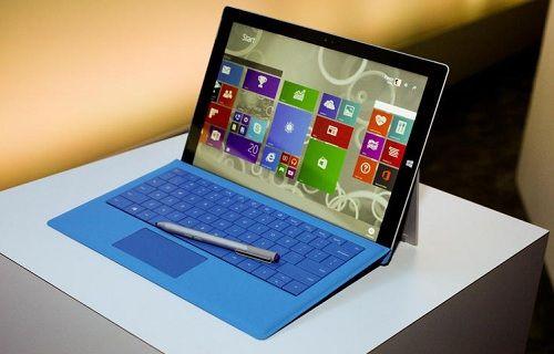 Microsoft Surface Pro 3 için ön sipariş süreci başladı