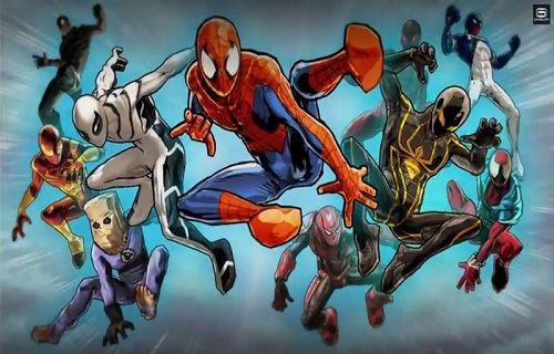 Spider-Man Unlimited, eylül ayında mobil platformda yerini alacak