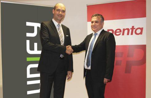 Unify ve Penta, yeni bir işbirliğine imza attı