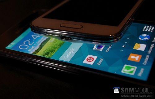 Galaxy S5 mini'nin yeni görüntüleri ve AnTuTu performansı ortaya çıktı