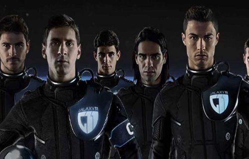 Galaxy 11'i gezegenimizin geleceği için final maçına çıktı